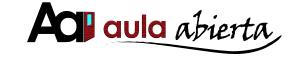Logo de Aula Abierta