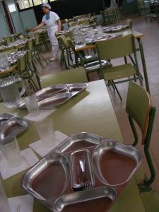 Comedor del CEIP El Palmeral (Elche)
